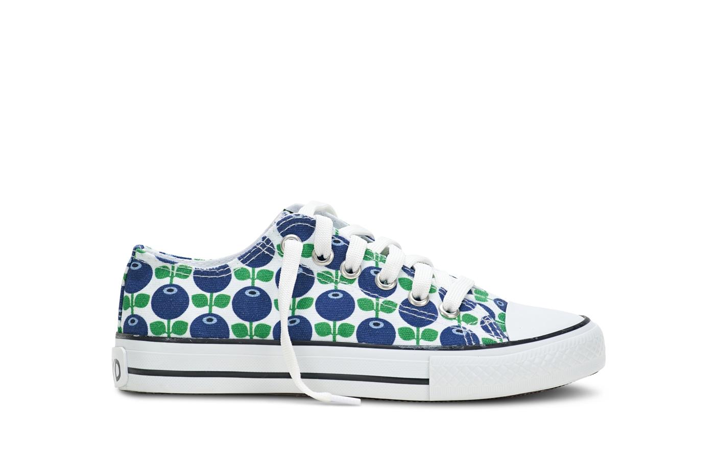 Tant Sofia-Blåbärs sneakers