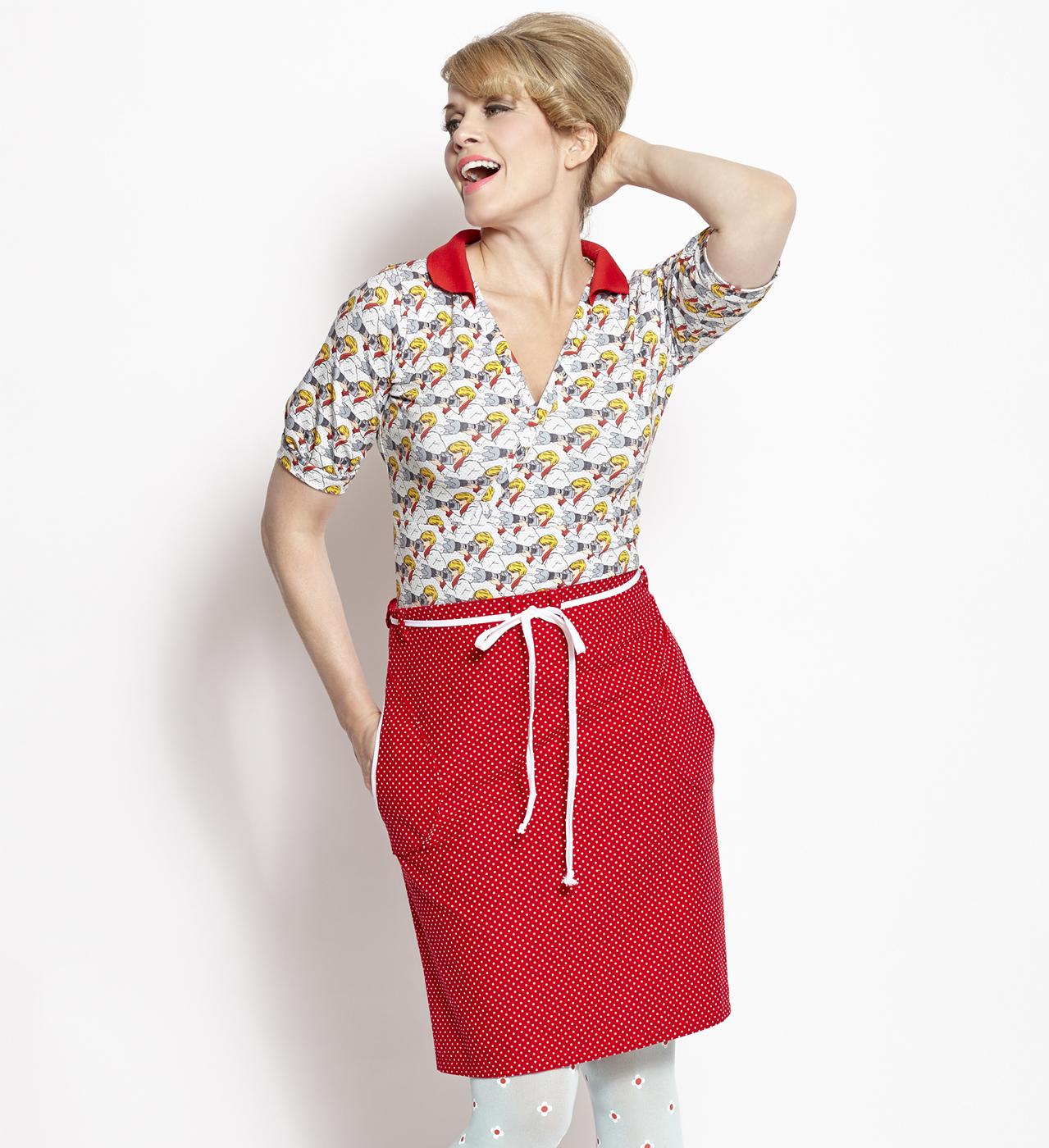 Tant Sofia-Danica kjol, Margot