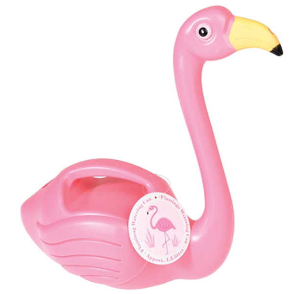 Tant Sofia-Vattenkanna Flamingo