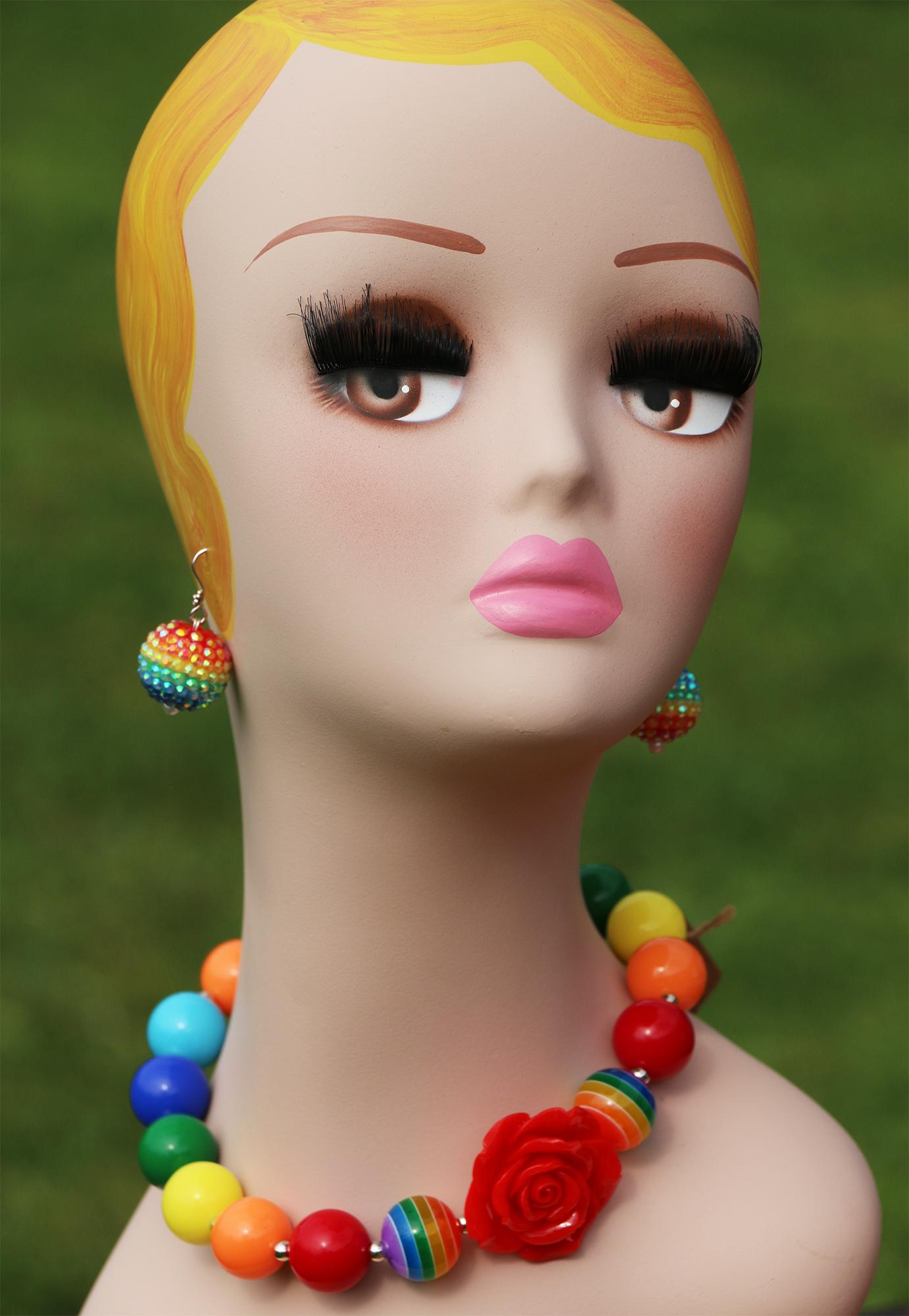 Tant Sofia-Sigges örhängen