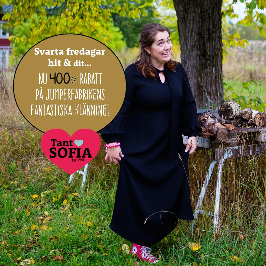 Tant Sofia-Jumperfabriken - klänning Robbie