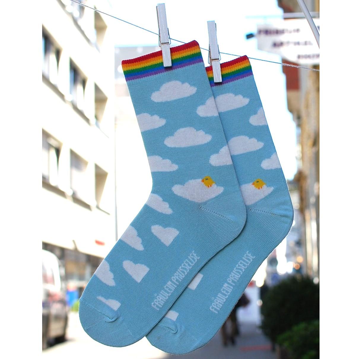 Tant Sofia-Regnbåge sockor, Fräulein Prusselise