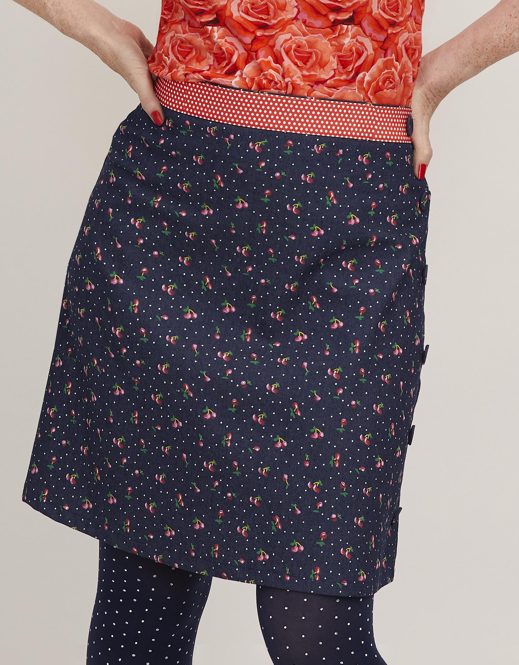 Tant Sofia-Cherrybird kjol, Margot
