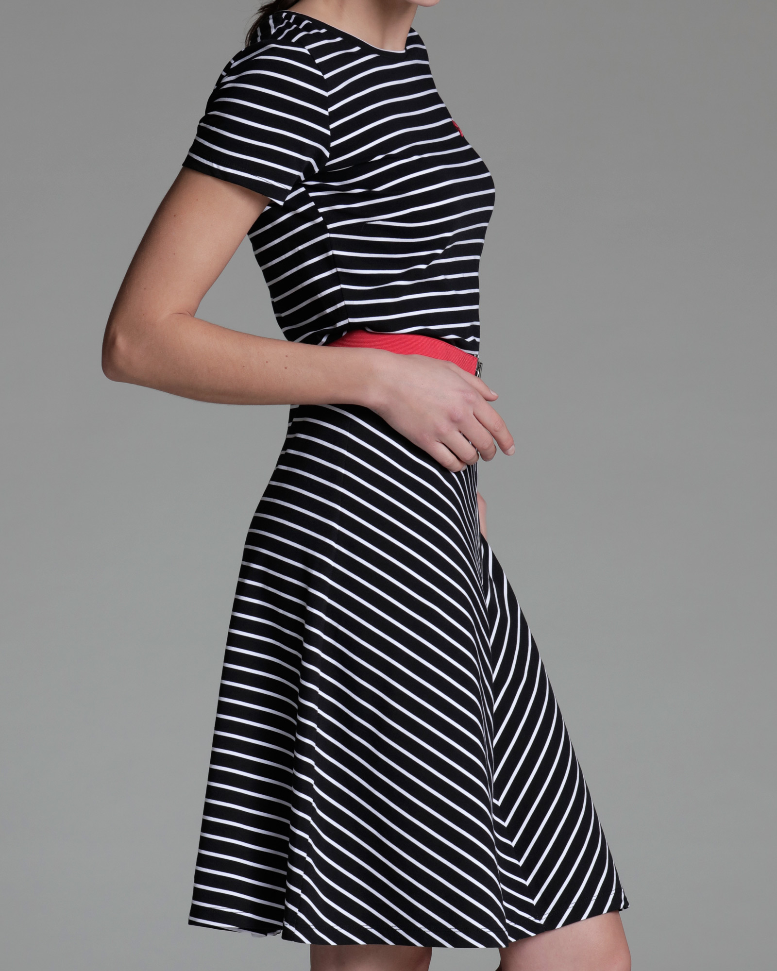 Tant Sofia-Adriane dress Striped, Mme YèYè