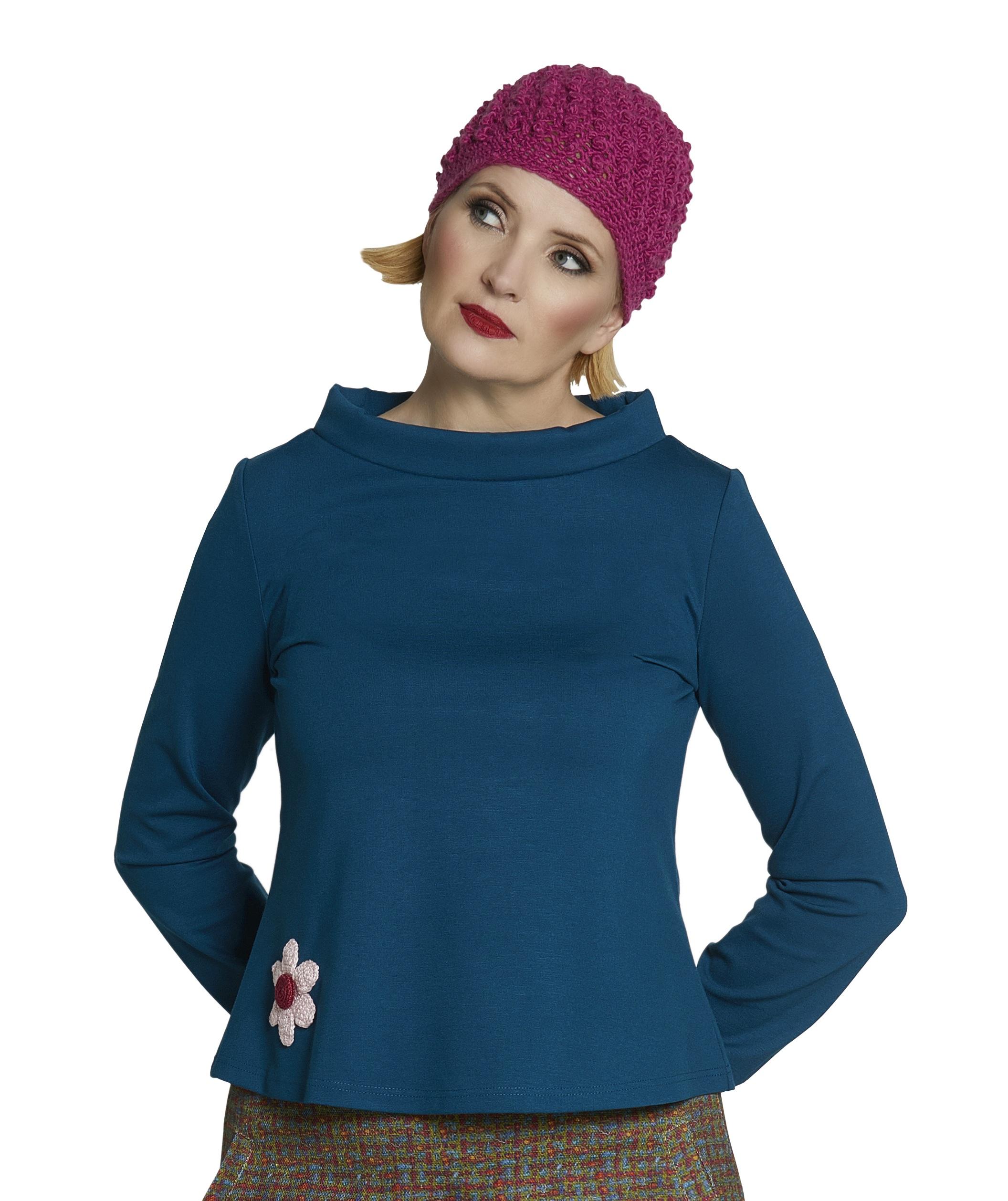Tant Sofia-Albertas autumn blouse - duMilde
