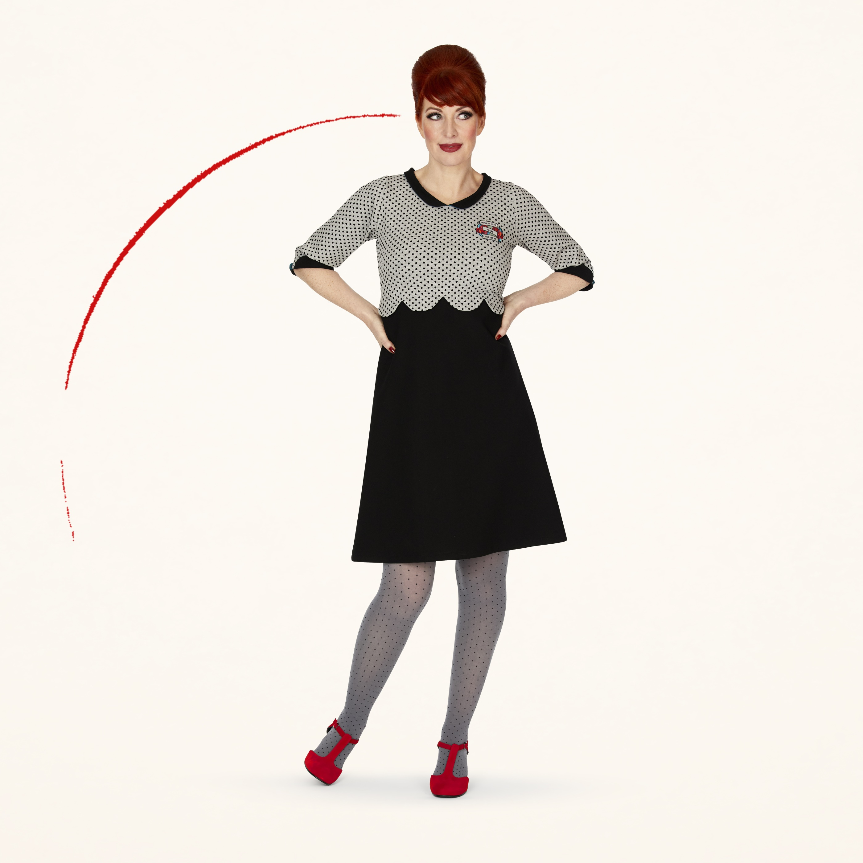 Tant Sofia-Sue Drumstick, Margot