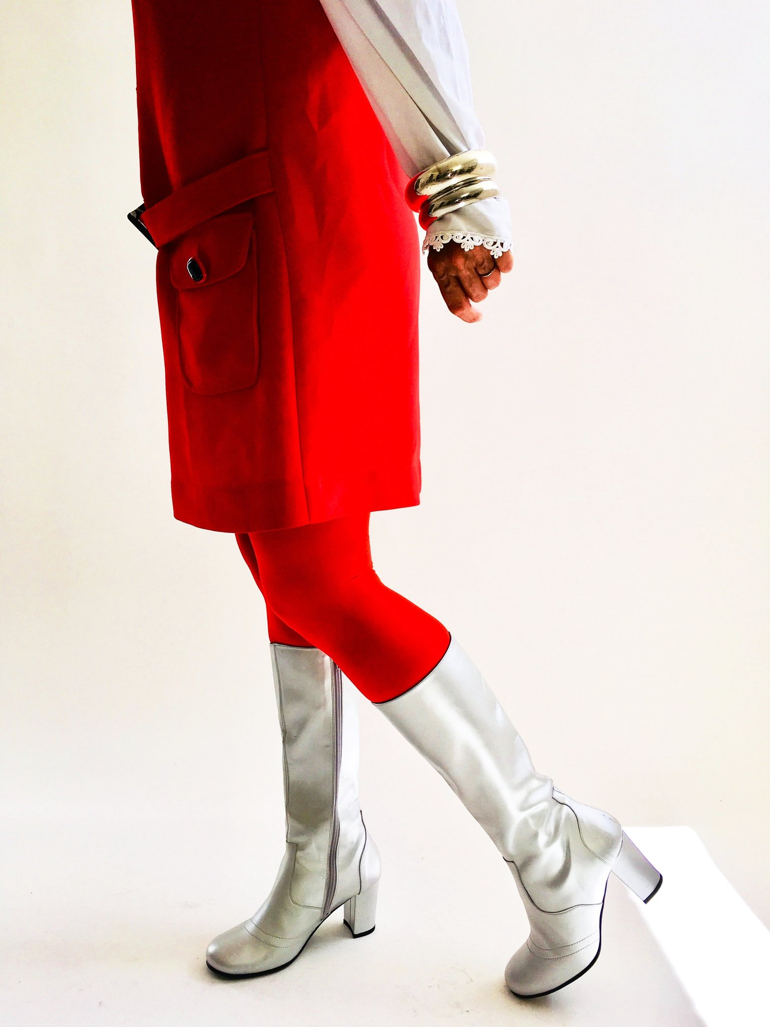Tant Sofia - Liva Silver boots - Nordic Shoepeople