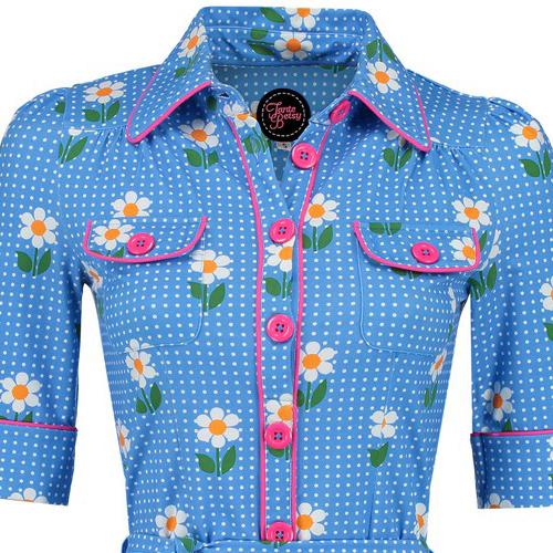 Tant Sofia-Betsy Daisy blue, Tante Betsy