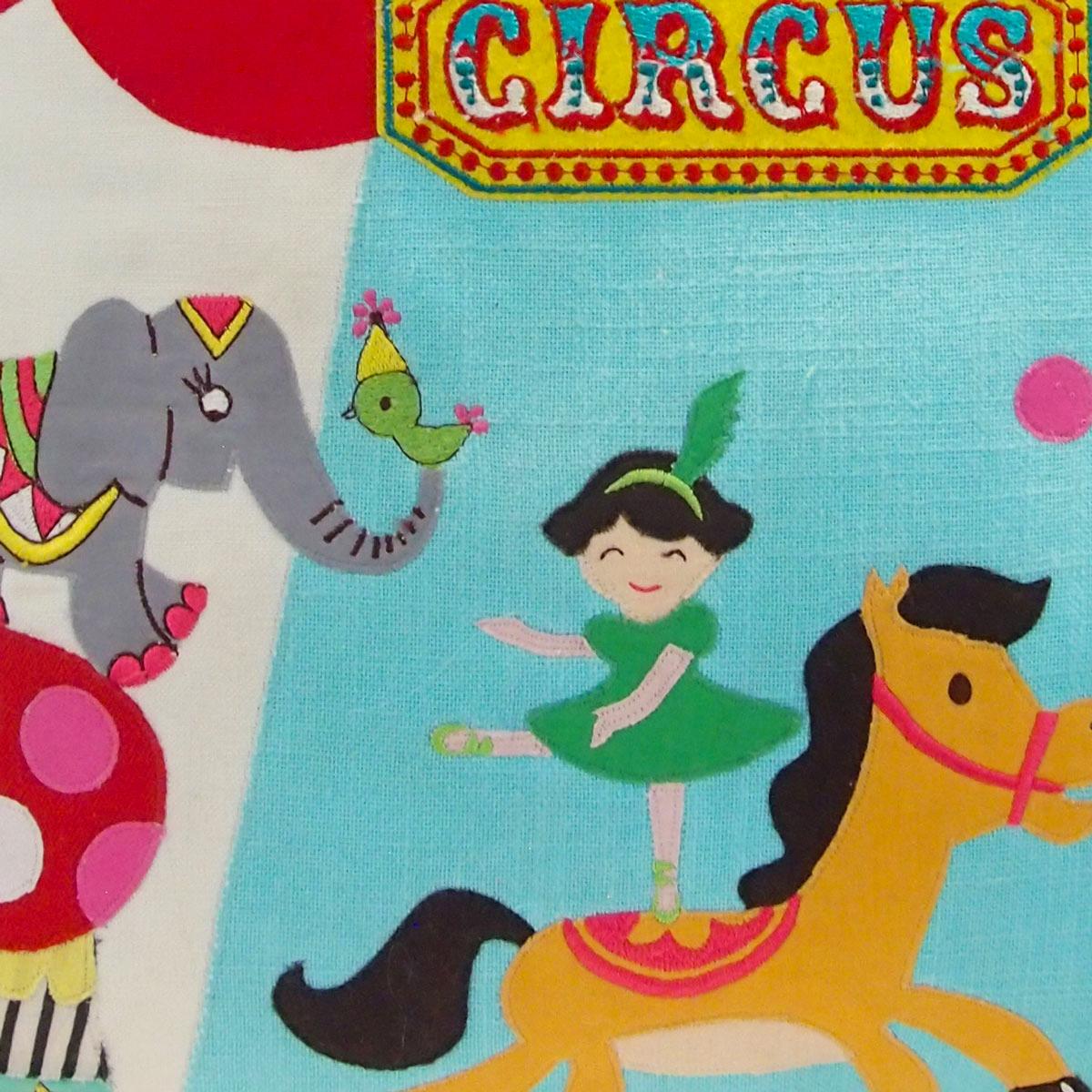 Tant Sofia-Unik taklampa Cirkus - TAJ