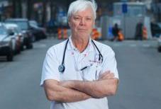 Arga doktorn Björn Bragée. Foto Stefan Nilsson