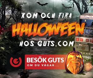 Fira halloween med frisnurr hos Guts!