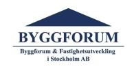 byggforum