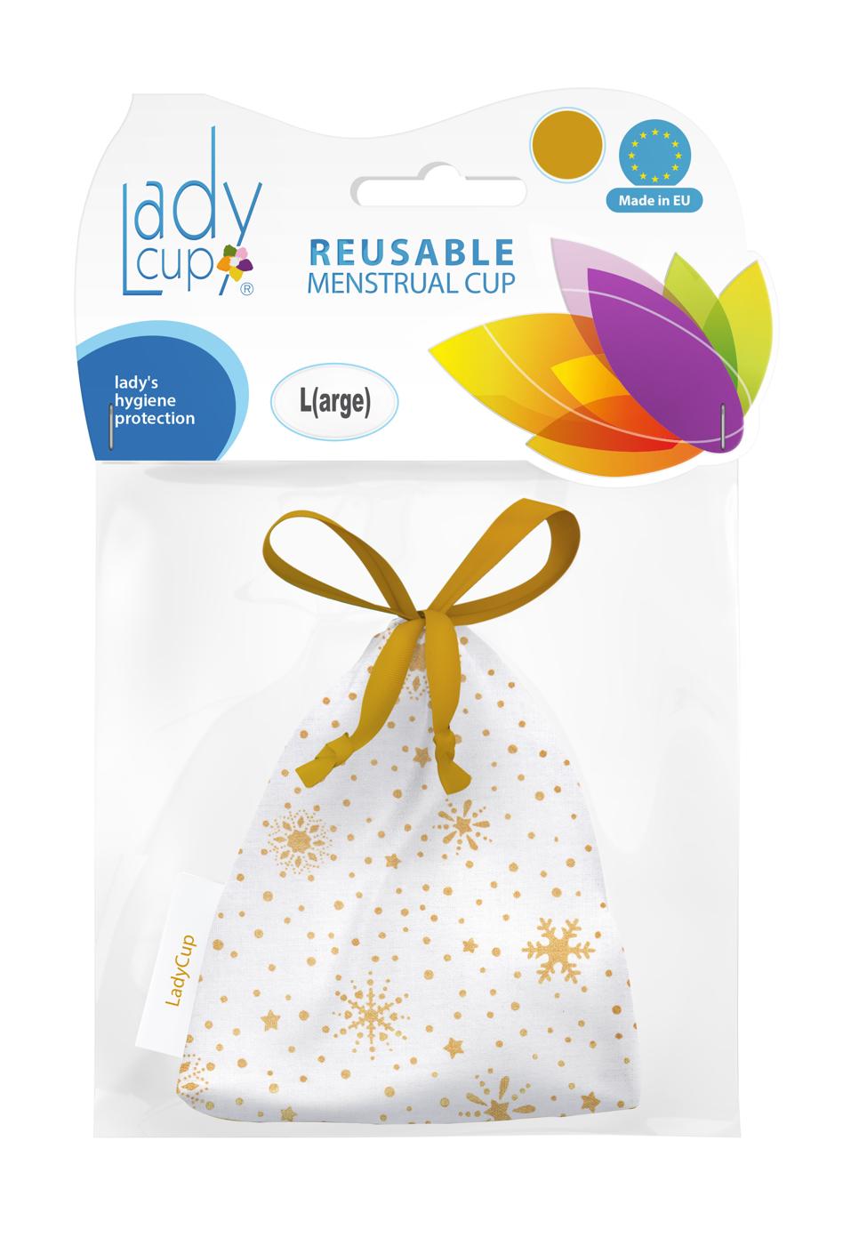 ladycup-menskopp-gold-plastförpackning