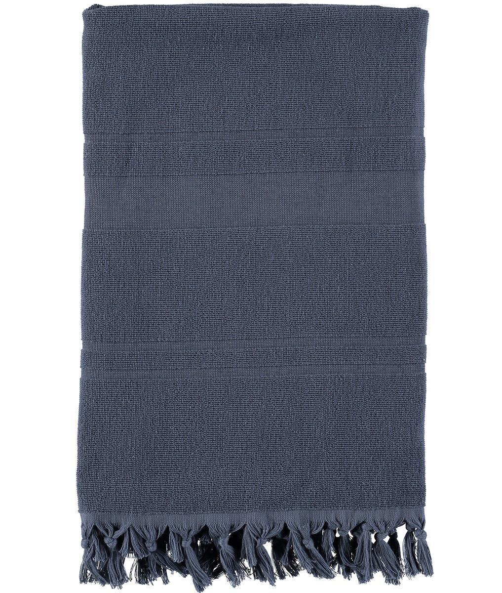 Badhandduk/Hamam indigo blå
