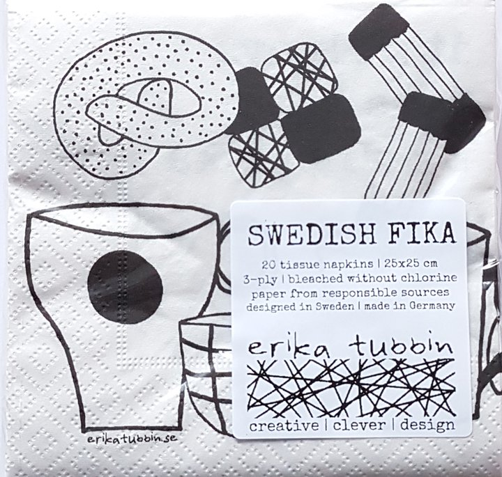 "Servett ""Swedish FIKA"""