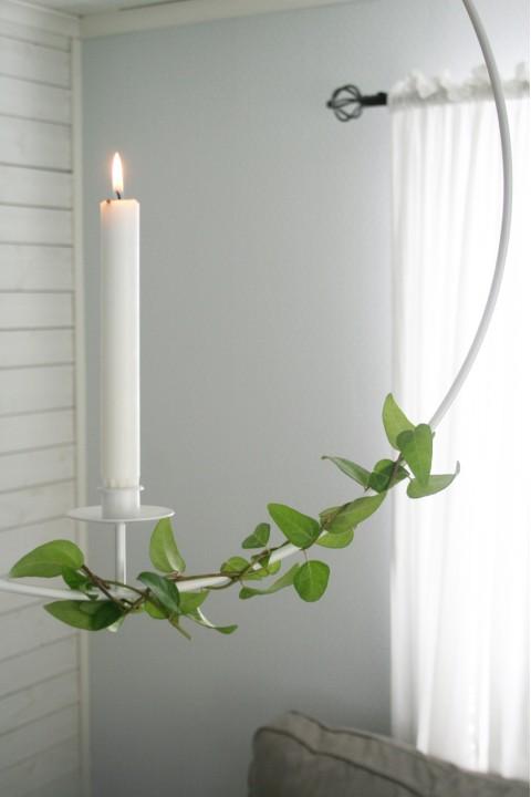 Ljusring Gullabo hängande
