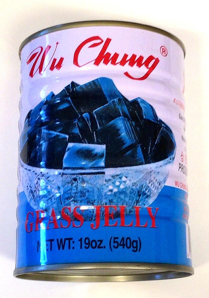 Wu Chung Grass Jelly