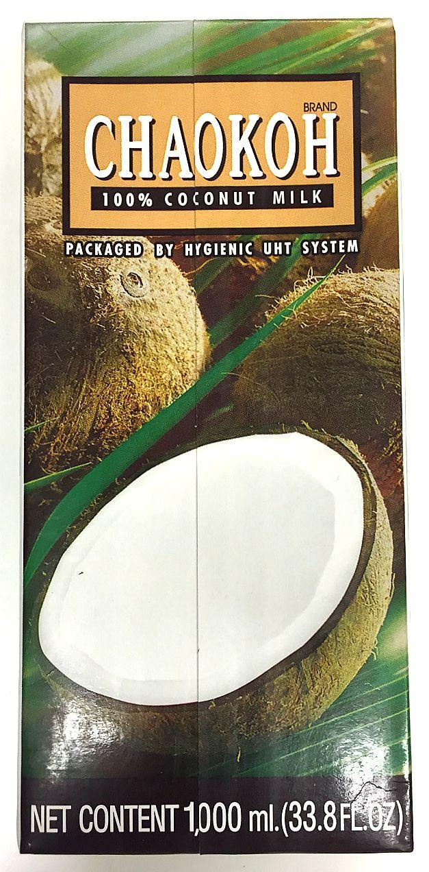 Chaokoh Coconut Milk 1L