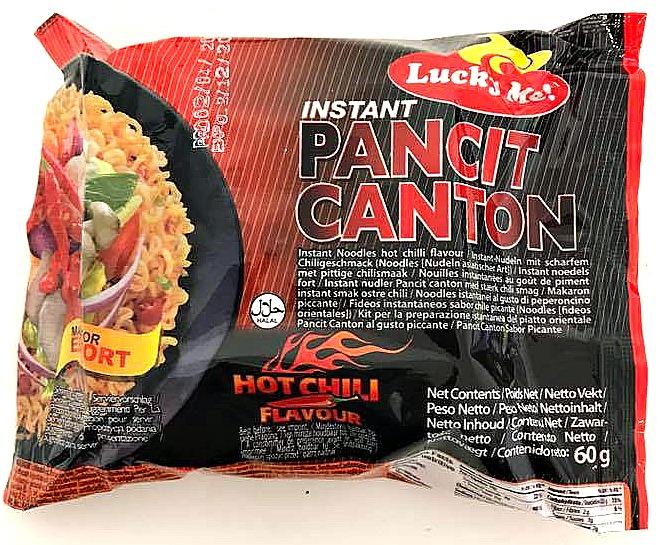 Pancit Canton Hot Chili 60g