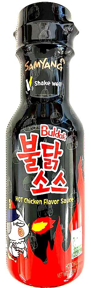 Buldak Hot Chicken Sauce 200g
