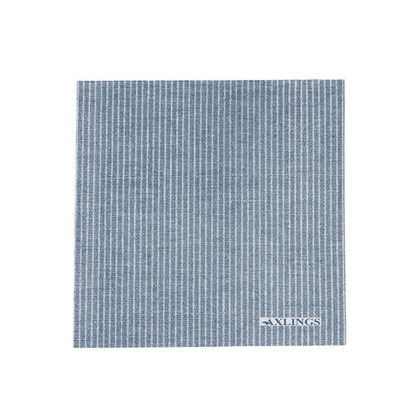 Pappserv isblå vit