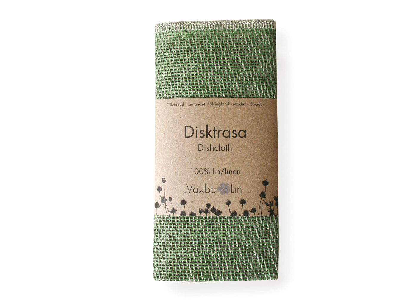 Disktrasa Bladgrön