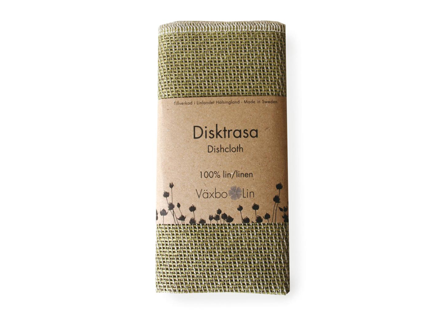 Disktrasa Olivgrön