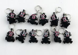 Nyckelringar/Keyrings - Nyckelringar/Keyrings: Apa/Monkey