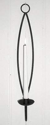Ljusstake/Candle Holder - Lampett bågar/Sconce Arched - Lampett Bågar/Sconce Arches