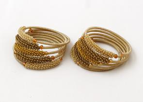 Armband Old Gold M
