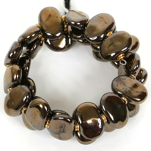 Bracelets Flat - Antique Gold