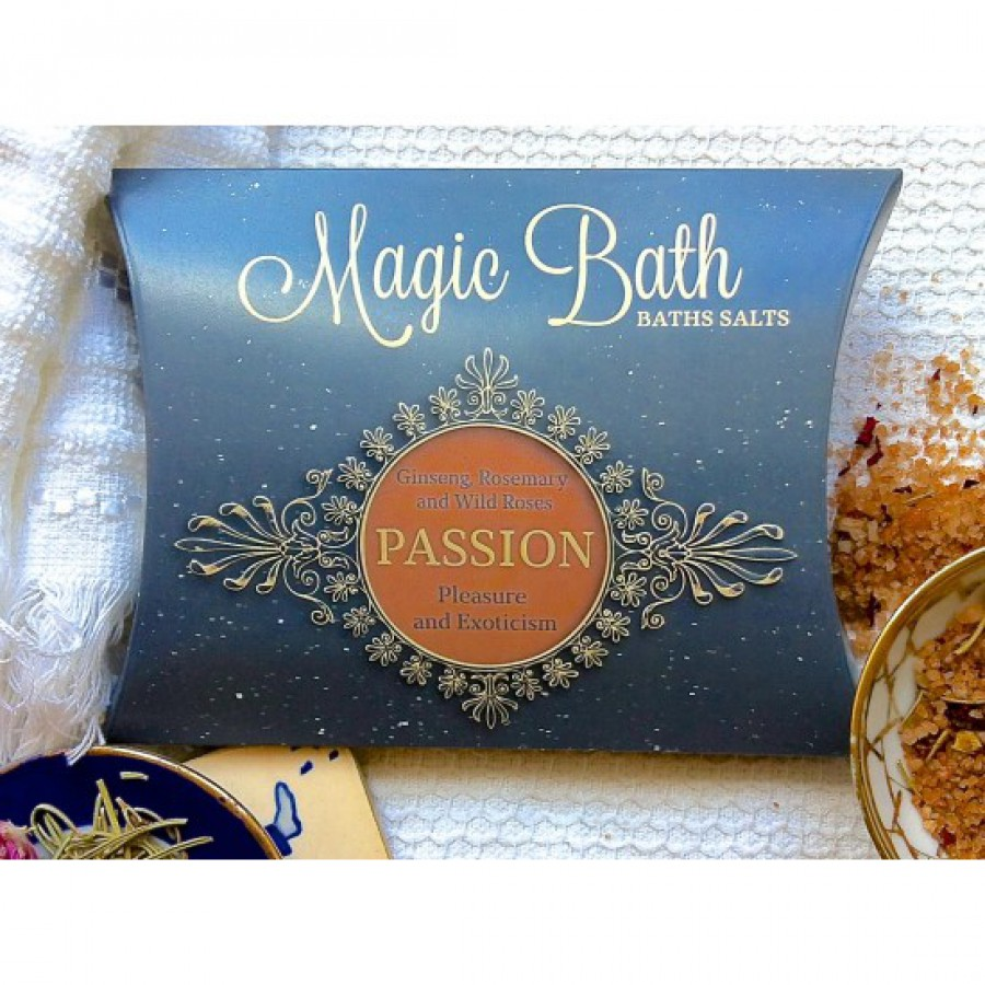 Magic Bath Passion
