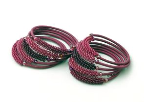 Armband Crusched Berries M