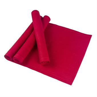Löpare Struktur röd dahlia