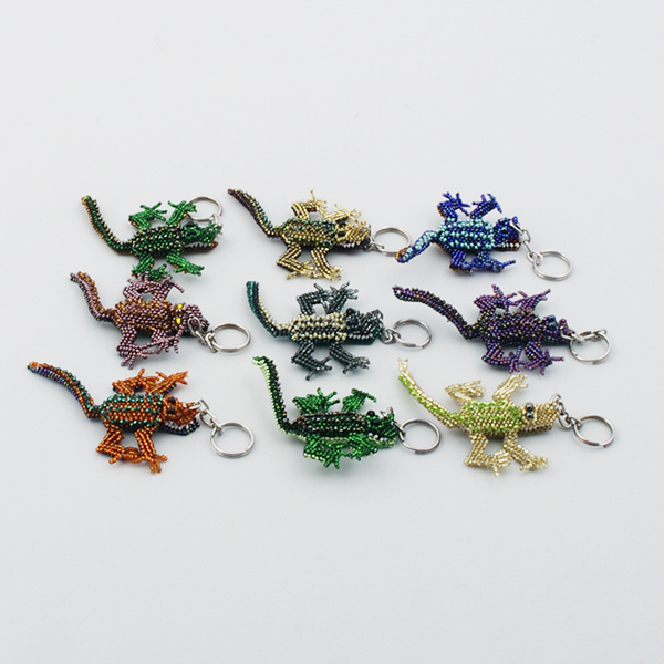 Nyckelring Krokodil
