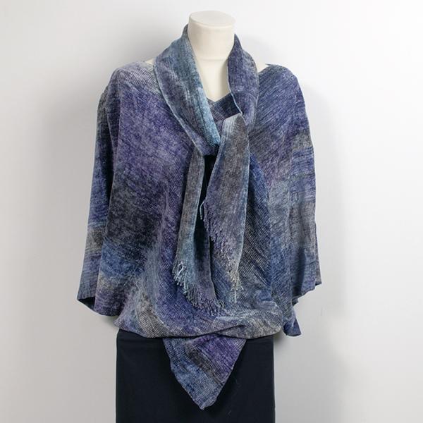Bambuponcho Duva sjal