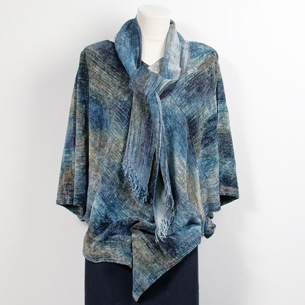 Lagun - med sjal