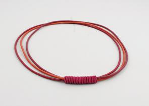 Halsband String Kaprifol