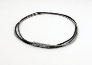 Halsband String Midnatt
