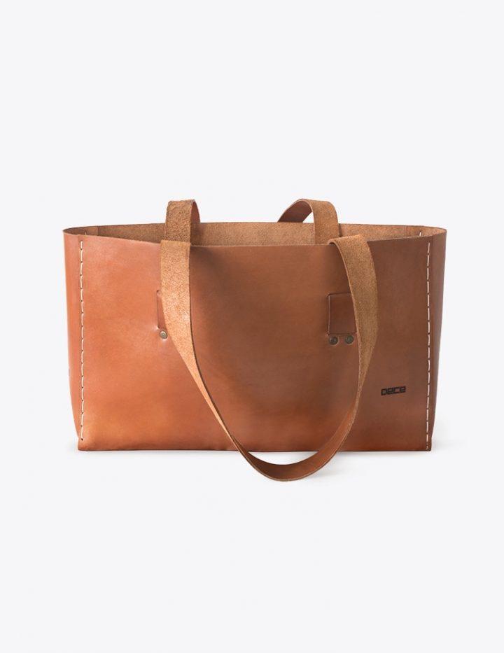 Väska Tote - Brun 1
