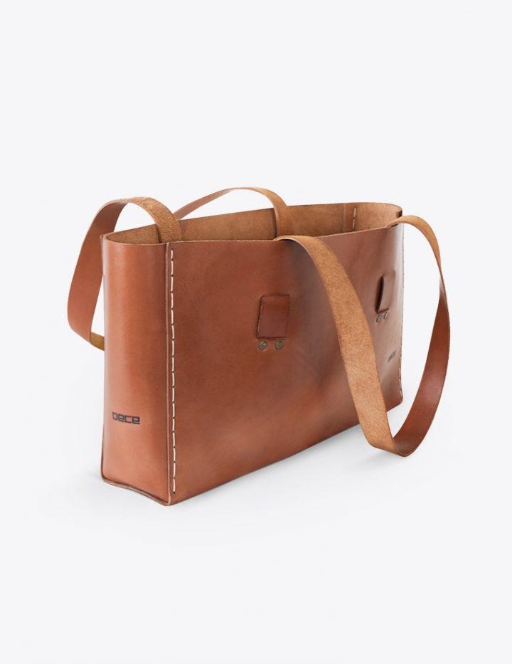 Väska Tote - Brun 2