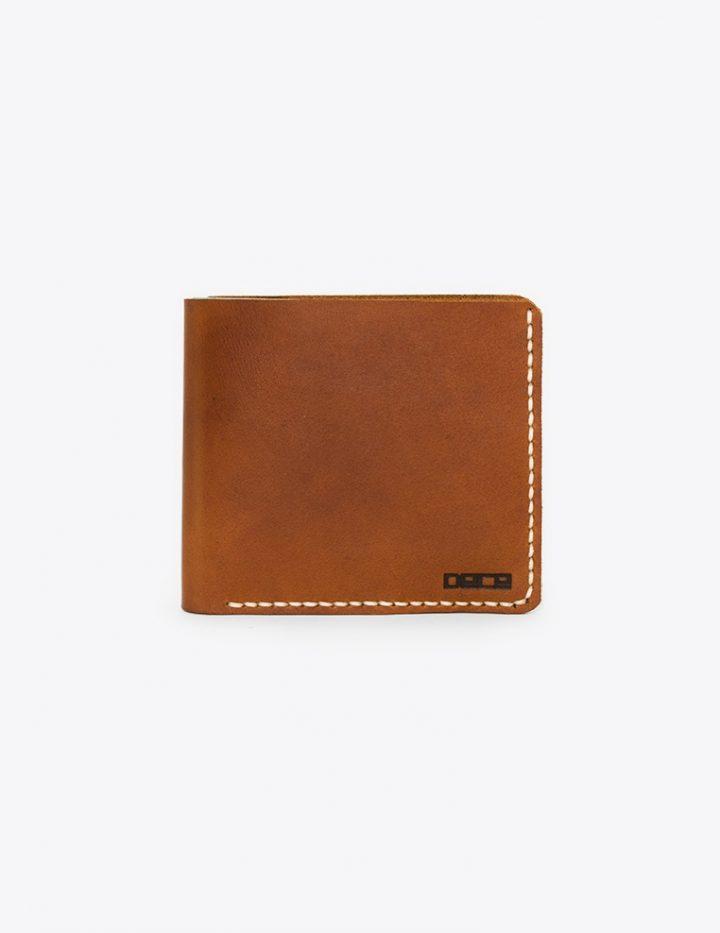 Ed Wallet brun 1