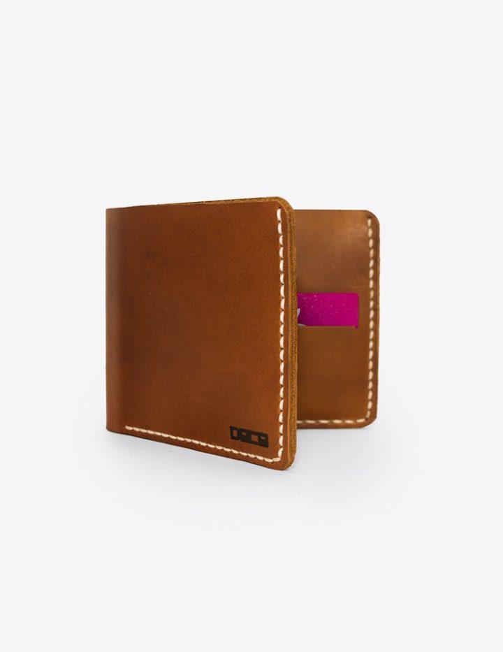 Ed Wallet brun 2