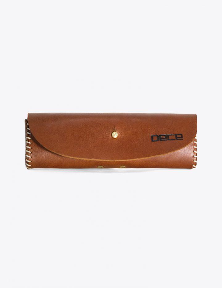 Jivan Spectacles Case brun 1