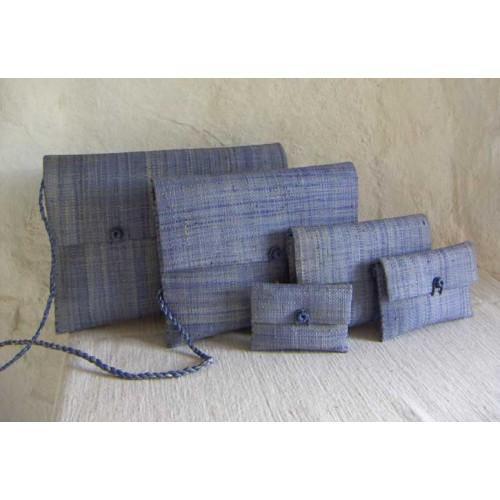 Kuvertväska  Jeansblå