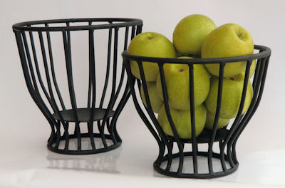 Fruktskål/Fruit Bowl - 18 cm Fruktskål/Fruit Bowl