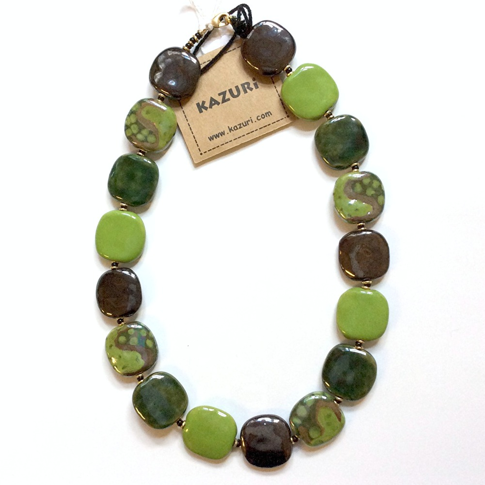Pebbles - Clear Green