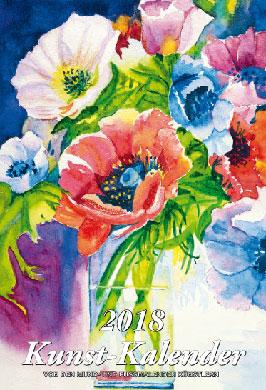 Kunstkalender 2018 de