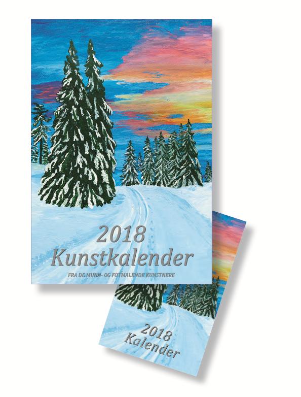Kalender 2018 no