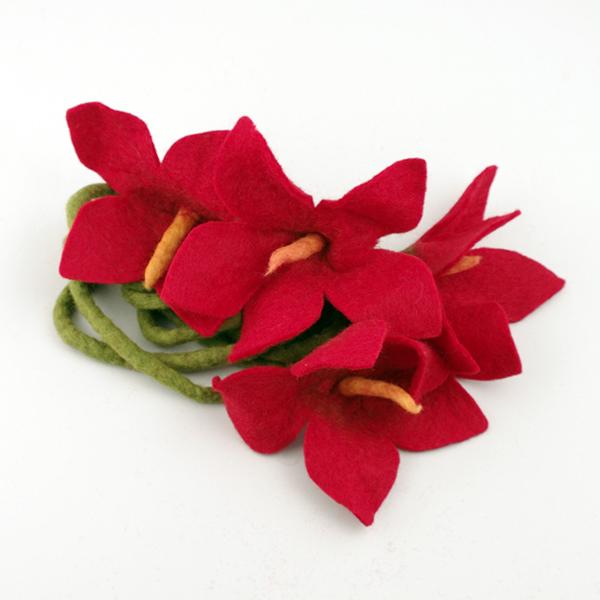 Dekorblomma Amaryllis